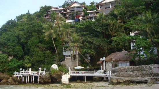 Artista Beach Villas: Пляж 1