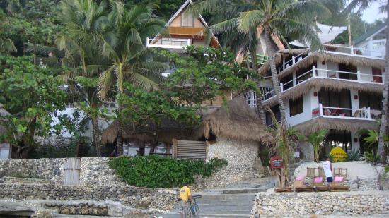 Artista Beach Villas: Отель 2