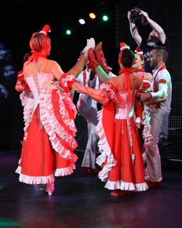 Lescar, Fransa: Le french cancan