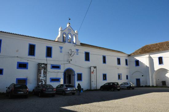 Montemor-o-Novo, Portugal: Local view.