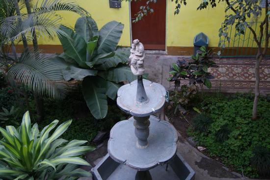 Gran Hotel: Внутренний дворик