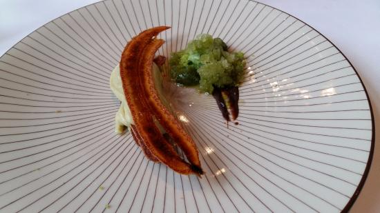Sint-Kruis, Belçika: dessert