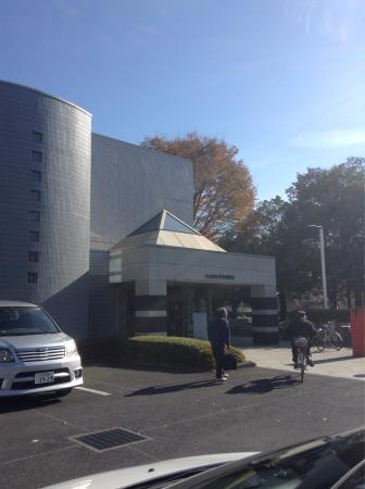 Oyama City Central Library
