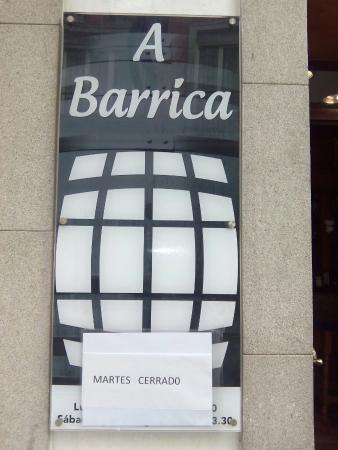 Bar A Barrica
