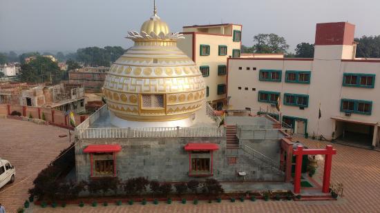 Jharkhand, India: Sameed Shikhar - Dharamshala