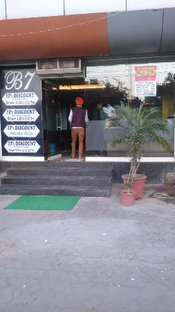 B7 Restaurant