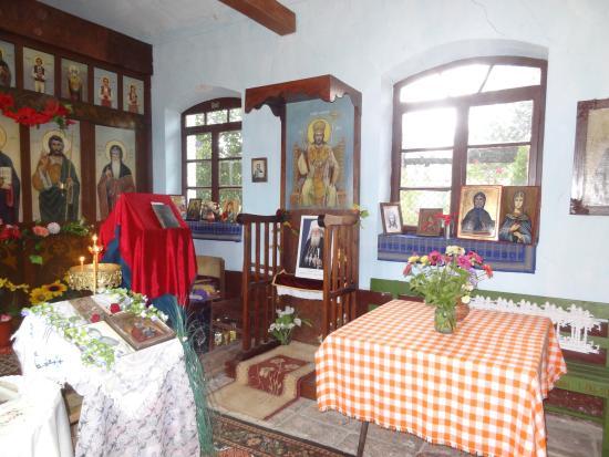 "Región de Sofía, Bulgaria: Monastery ""St. Simeon Stulpnik and St. Petka Bulgarian"""