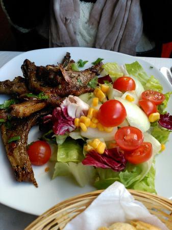 Restaurant Sarah Teulada