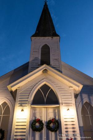 denton farm park church - Christmas Train Denton Nc