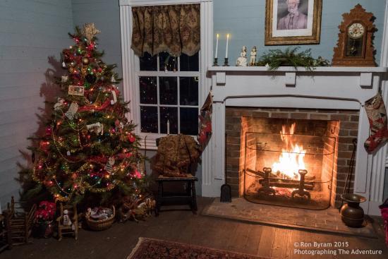 denton farm park farm house - Christmas Train Denton Nc
