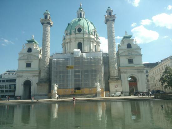 Austria: St. Charles's Church (Karlskirche)