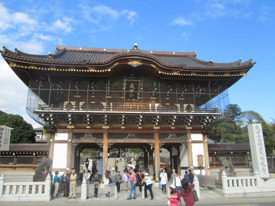総門 - Picture of Naritasan Shinshoji Temple, Narita - TripAdvisor