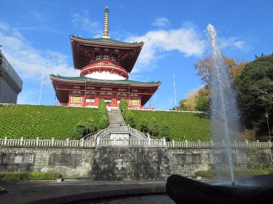 三重塔 - Picture of Naritasan Shinshoji Temple, Narita - TripAdvisor