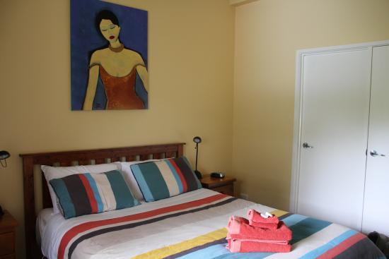 Dunkeld, Australië: la chambre