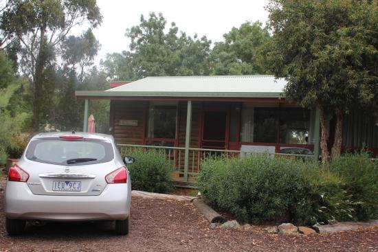 Dunkeld, Australië: notre cottage