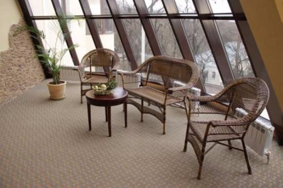 Don-Plaza Park Hotel Essentuki: Зона отдыха