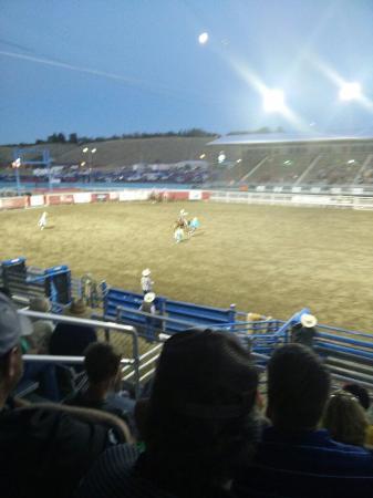 Buffalo Bill Cody Stampede Rodeo : IMG_20150729_210501_large.jpg