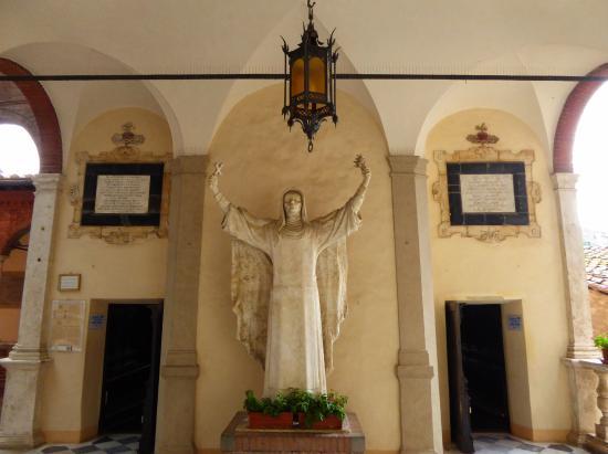 Casa di Santa Caterina: La Cappella di San Caterina!!