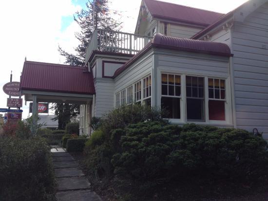 Norwood Mountain Lodge: Внешний вид дома
