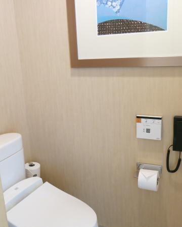 ARIA Resort U0026 Casino: Toto Washlet Toilet  Corner Suite