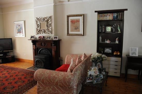 The Coach House : il salotto