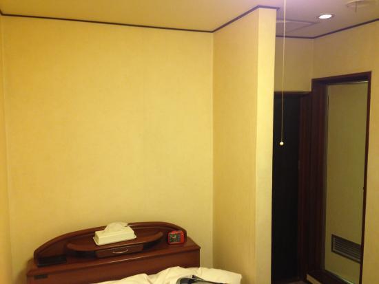 Hotel Tachibana: ベッド