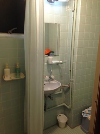 Hotel Tachibana: バスルーム&トイレ