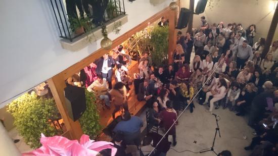 Pena Flamenca La Buleria : Peña Flamenca La Buleria
