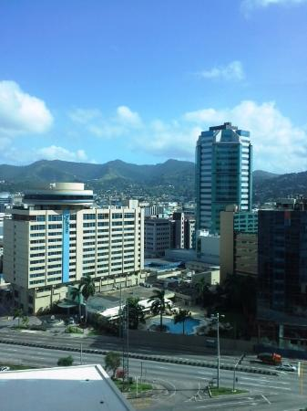 Window View - Hyatt Regency Trinidad: 4