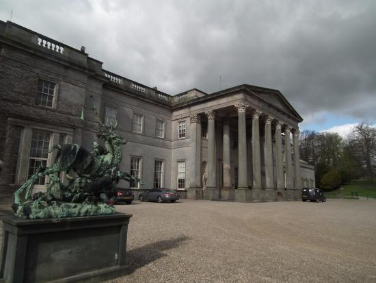Wynyard Hall from front