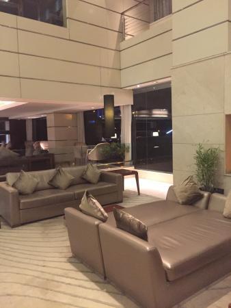 Holiday Inn Cochin : Lobby Lounge