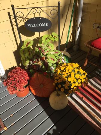 Cranford Inn: Fall at the Inn