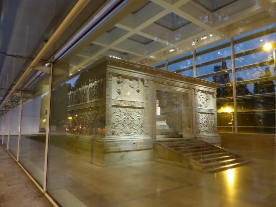 ara pacis foto di museo dell 39 ara pacis roma tripadvisor