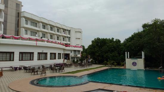 Pool area picture of pluz resort silvassa tripadvisor - Hotels in silvassa with swimming pool ...