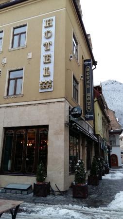 Hotel Gott: hotel