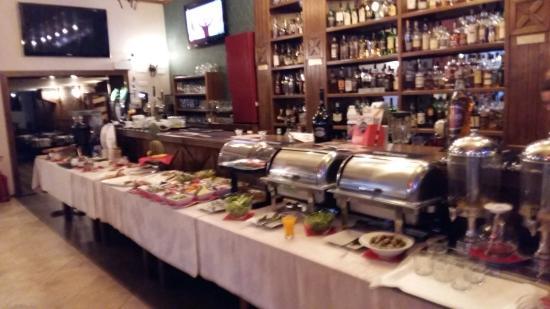 Hotel Gott: colazione