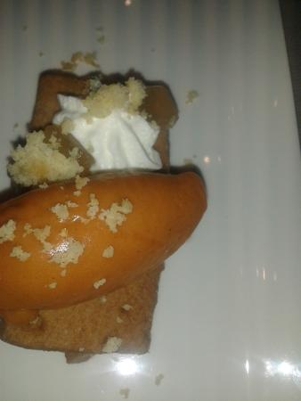 Rosheim, فرنسا: Dessert