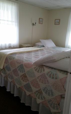 The Barrington Inn: Bedroom
