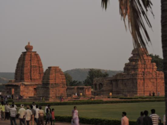 Pattadakal, Ấn Độ: Awesomely maintained