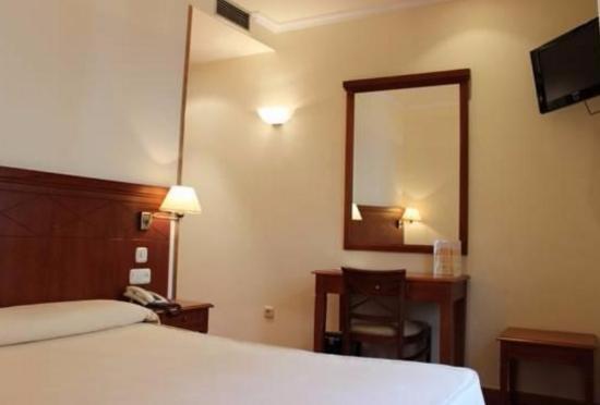 Hotel Herradura: Номер отеля