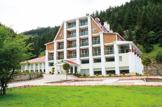 Savsat, Turkey: Otelin Dıştan Görünüşü