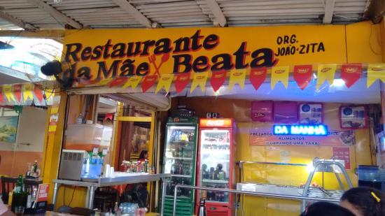 Restaurante Da Mae Beata