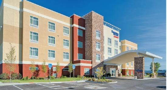 Fairfield Inn & Suites Columbus Dublin