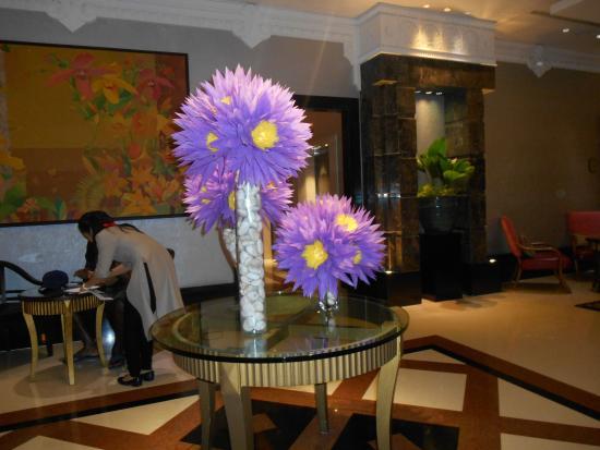 Mayfair, Bangkok - Marriott Executive Apartments: Lobby