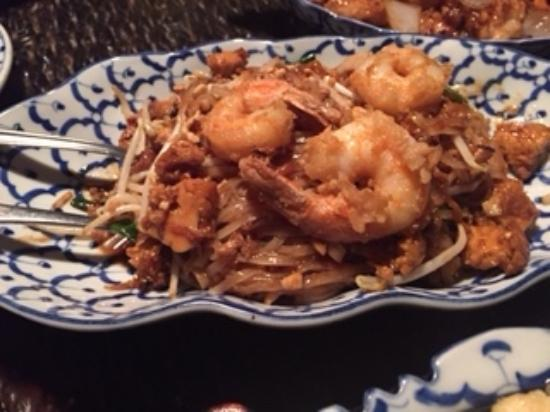 Bua Thai Restaurant : Pad Thai