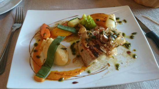 Paulhac, Frankrike: Le carré de veau
