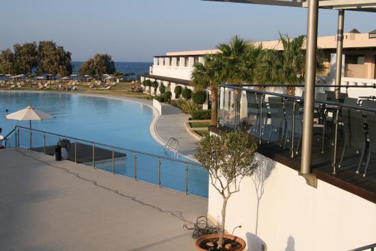 Cavo Spada Luxury Resort & Spa: BASEN HOTELOWY