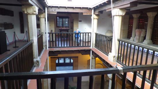 Museo Arqueológico de Úbeda: второй этаж музея