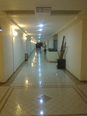 Hotel Aguascalientes : interior del hotel