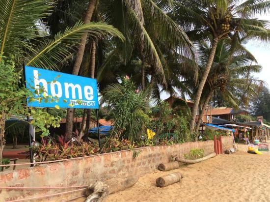 home Beachfront Restaurant & Hotel